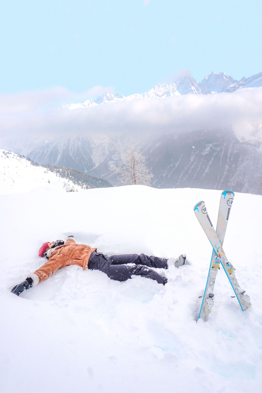 comment skier à chamonix
