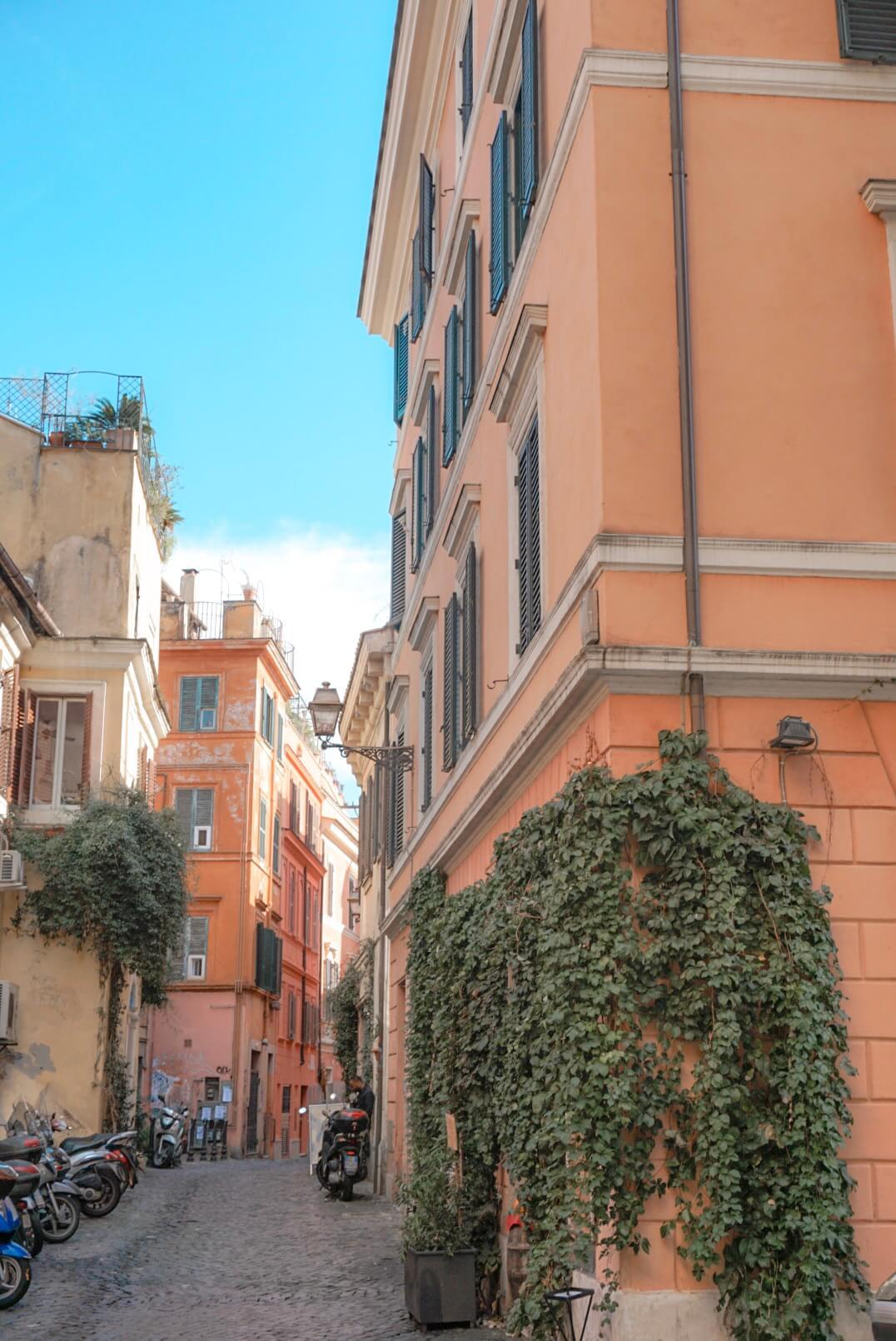 que faire quartier de trastevere rome blog