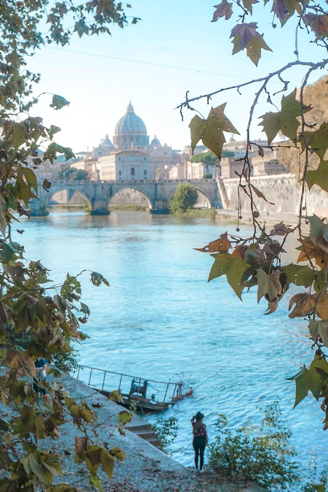 Voyage 4 jours à rome