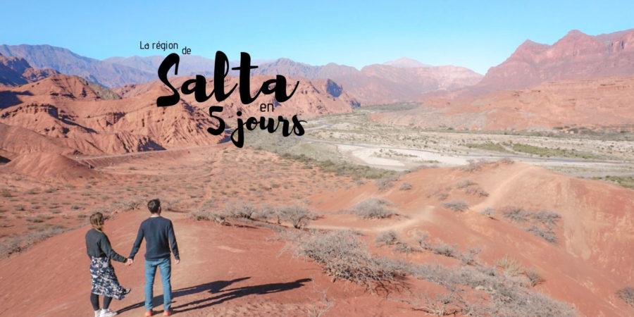 visiter la région de salta 5 jours road trip voiture blog