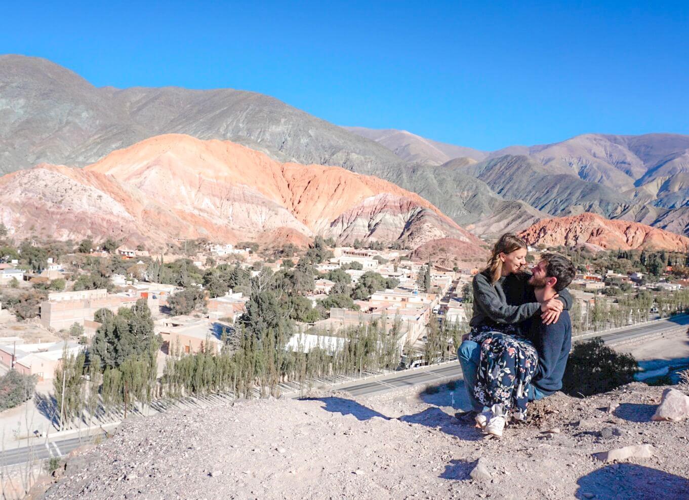 purmamarca montagne aux 7 couleurs salta