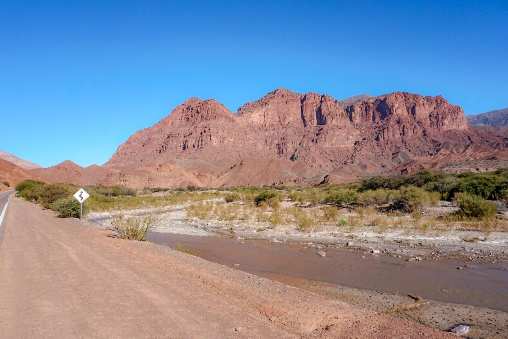 quel road trip 5 jours région salta nord argentine