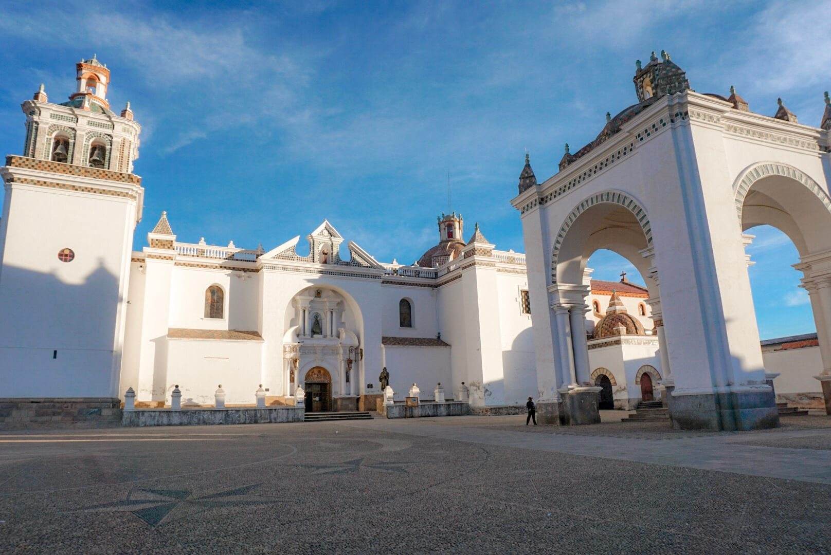 basilique copacabana bolivie blog