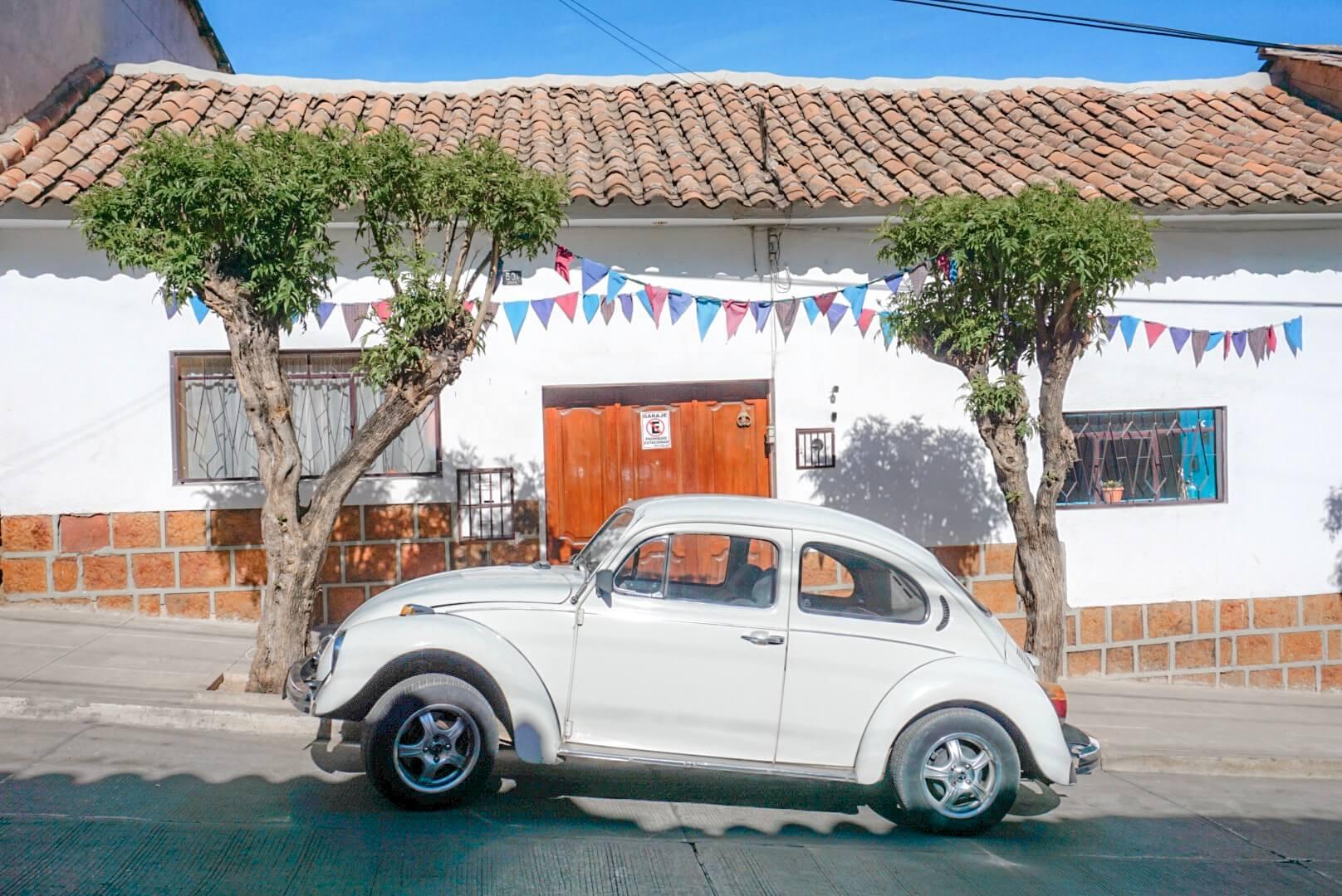les rues de sucre bolivie blog