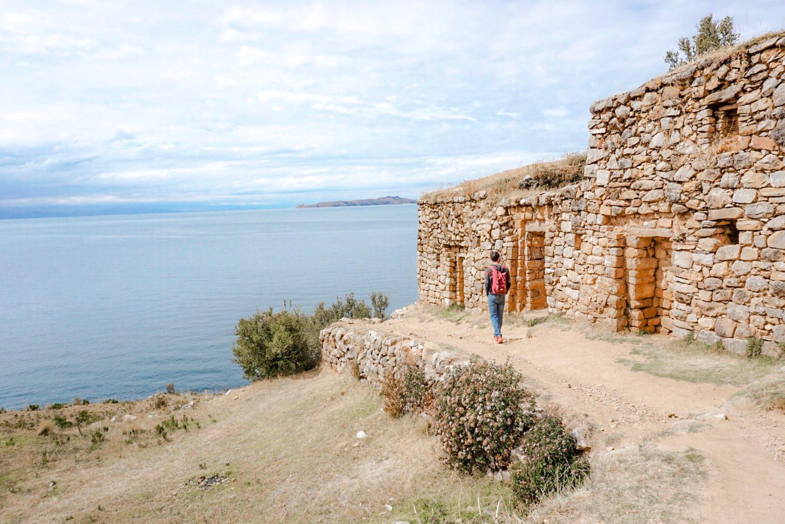 que faire isla del sol lac titicaca copacabana bolivie blog