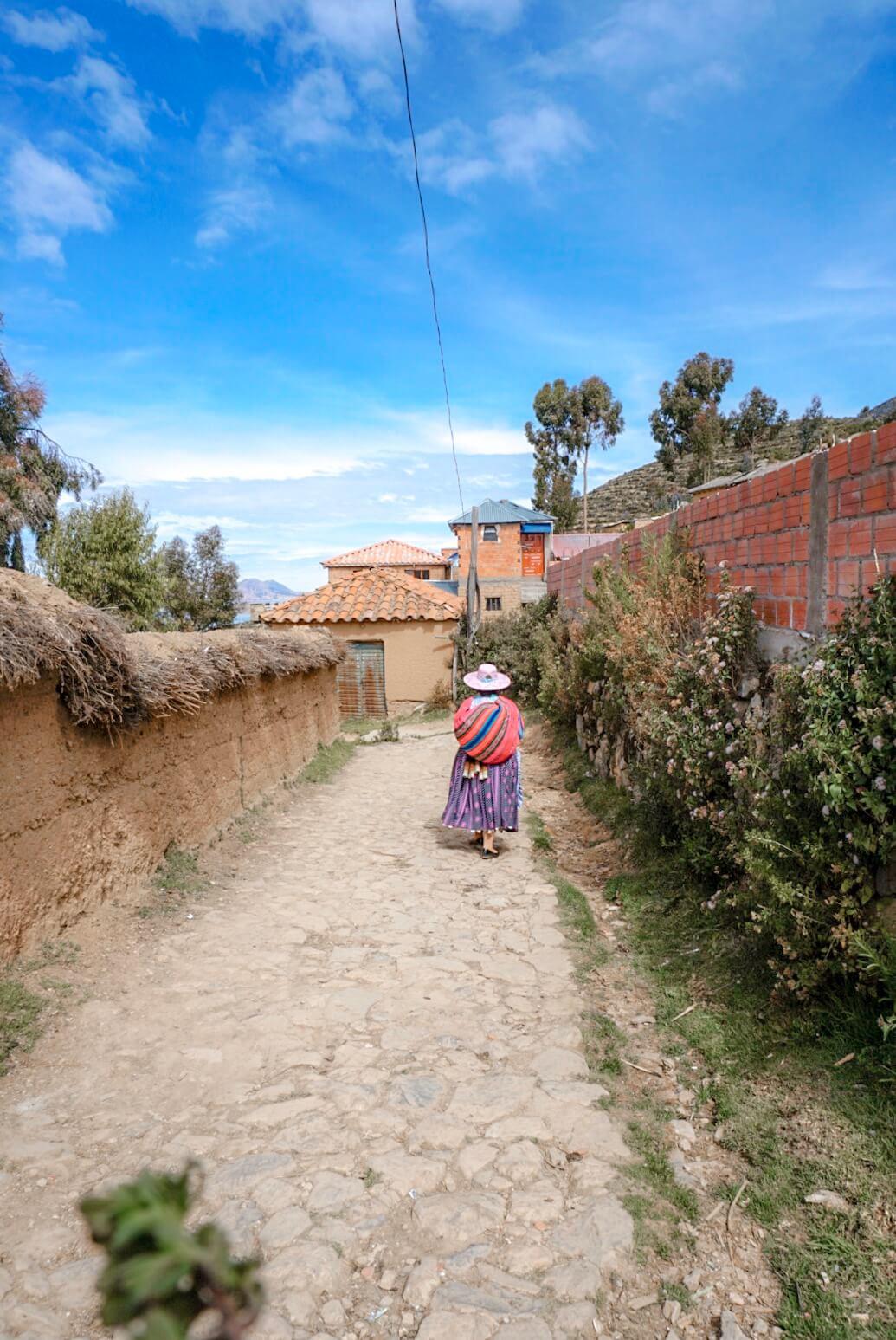 quelle excursion isla del sol titicaca copacabana bolivie