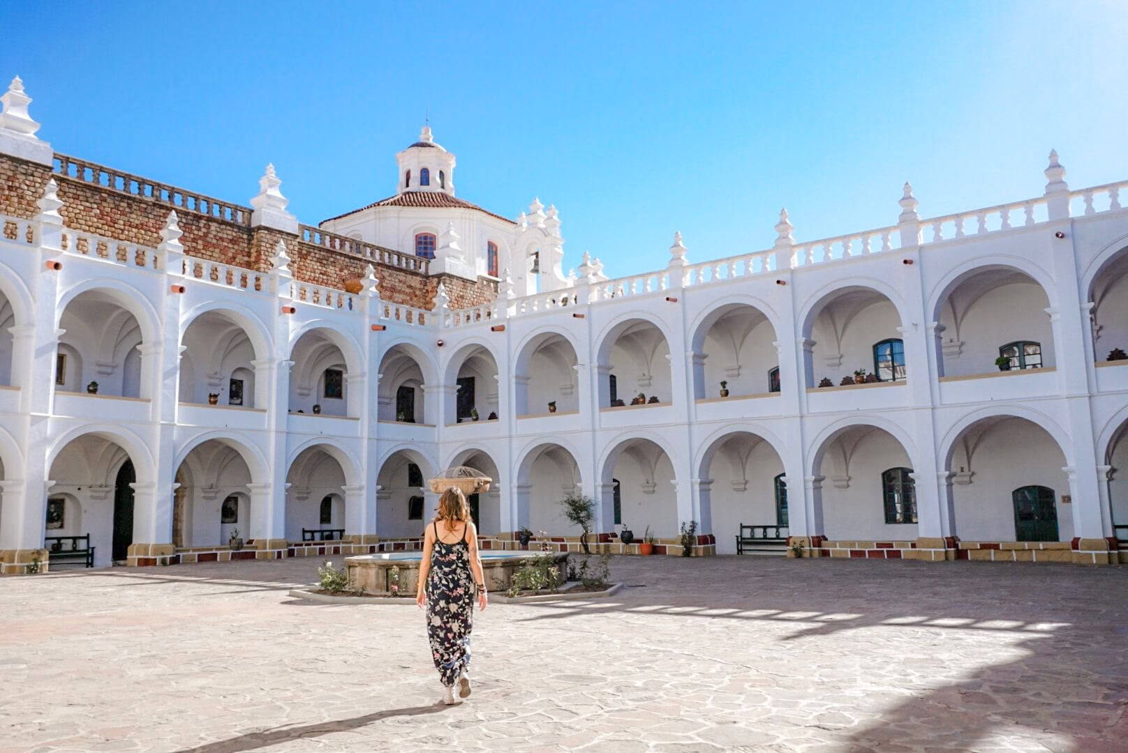 couvent iglesia san felipe de neri sucre à visiter