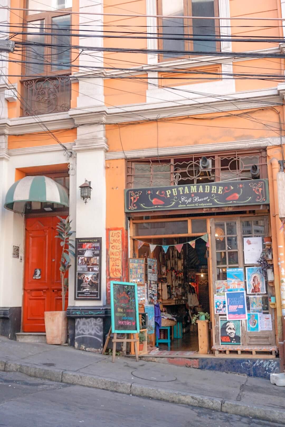 Que faire à Valparaiso Blog