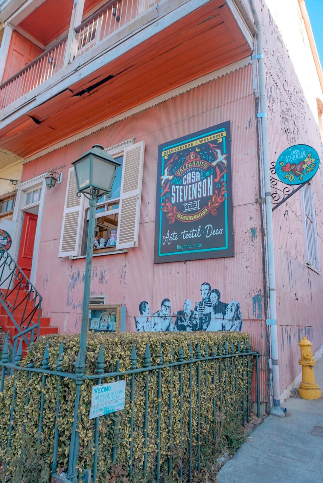 Que Voir à Valparaiso Chili