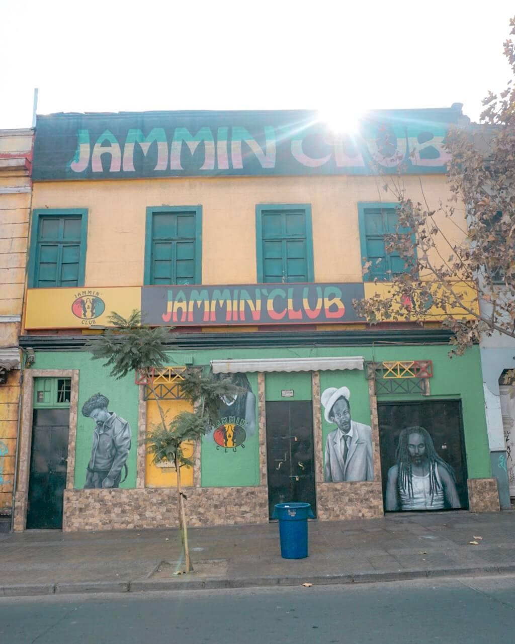 blog santiago du chili visiter quartiers bellavista