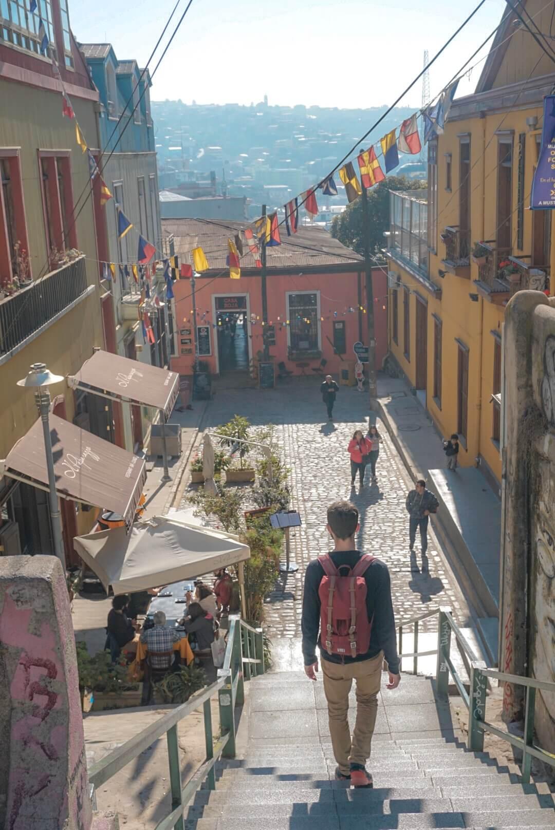 Valparaiso Chili Que faire
