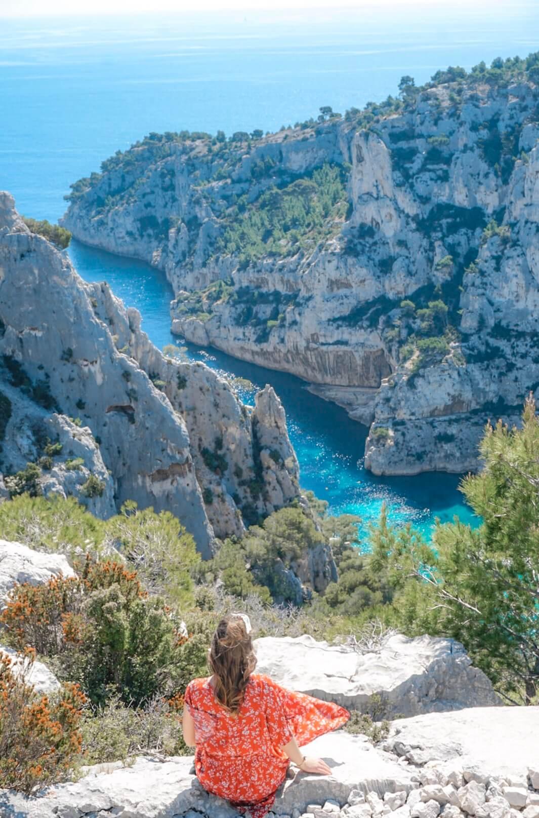 Randonnée dans les plus belles calanques de Marseille
