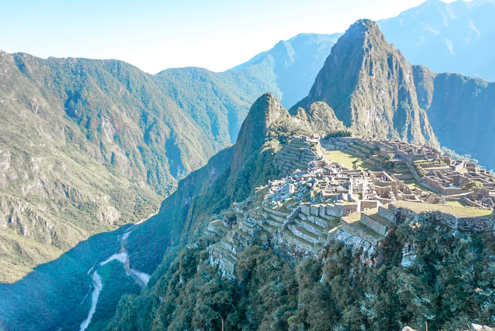 agence excursion machu picchu