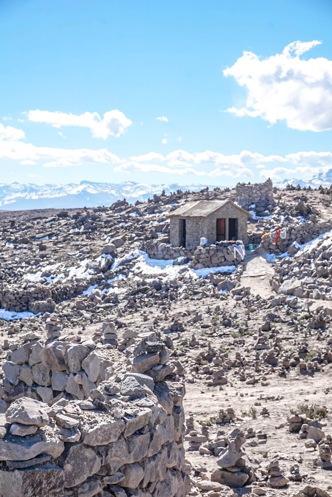Visiter le canyon del colca Arequipa