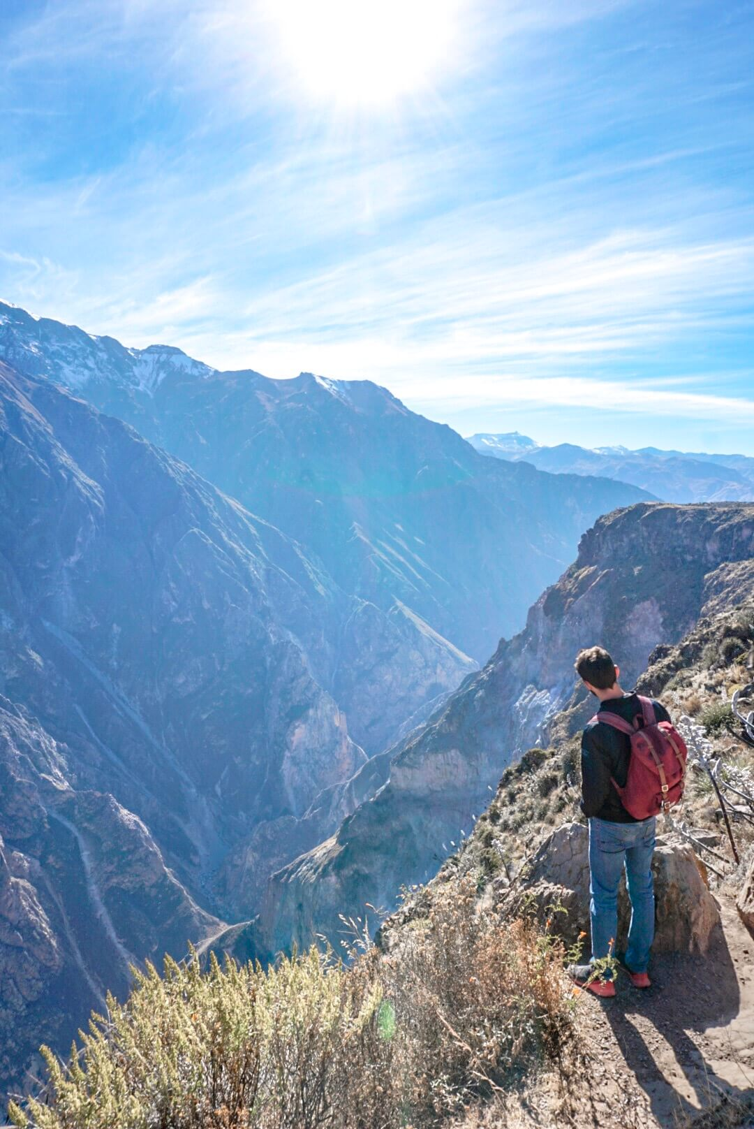 Visiter canyon del colca arequipa