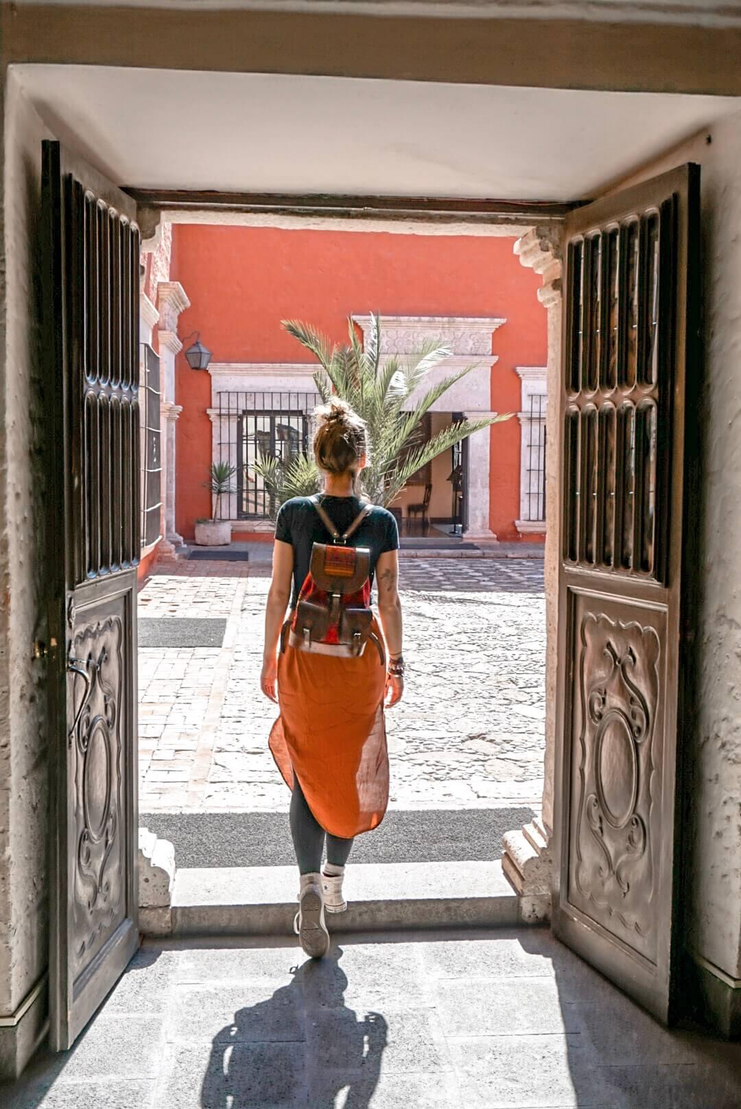 Que faire à Arequipa visiter
