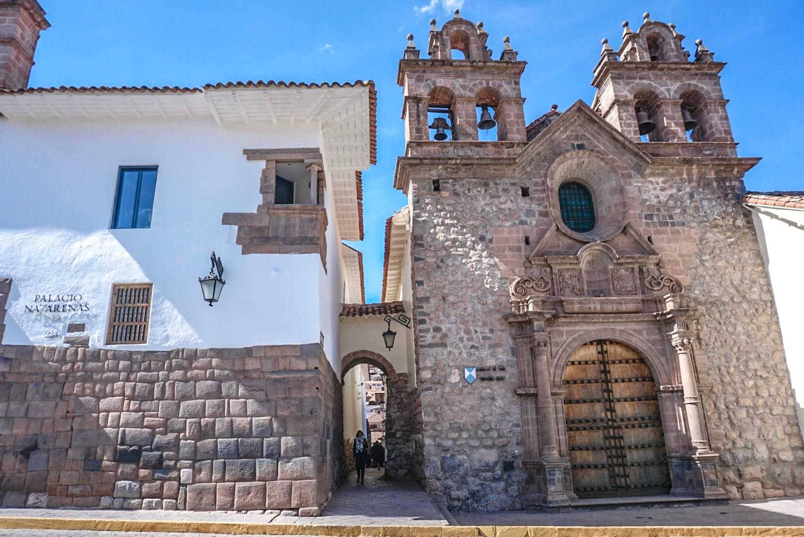 cusco ville inca pérou voyage