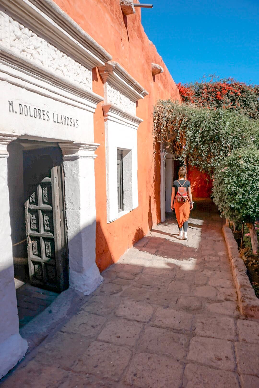 Visite Santa Catalina Pérou