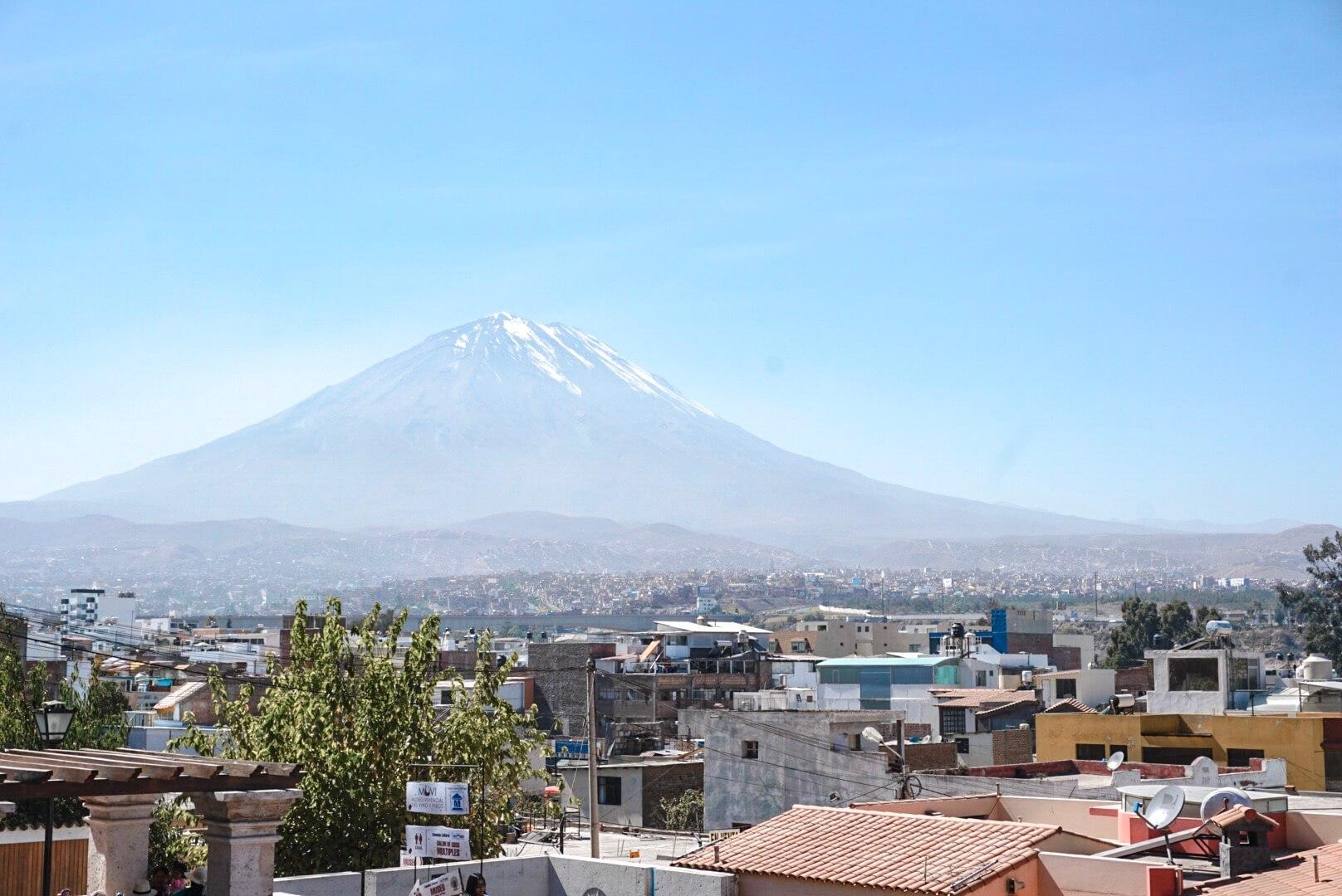 Mirador Yanahura Arequipa