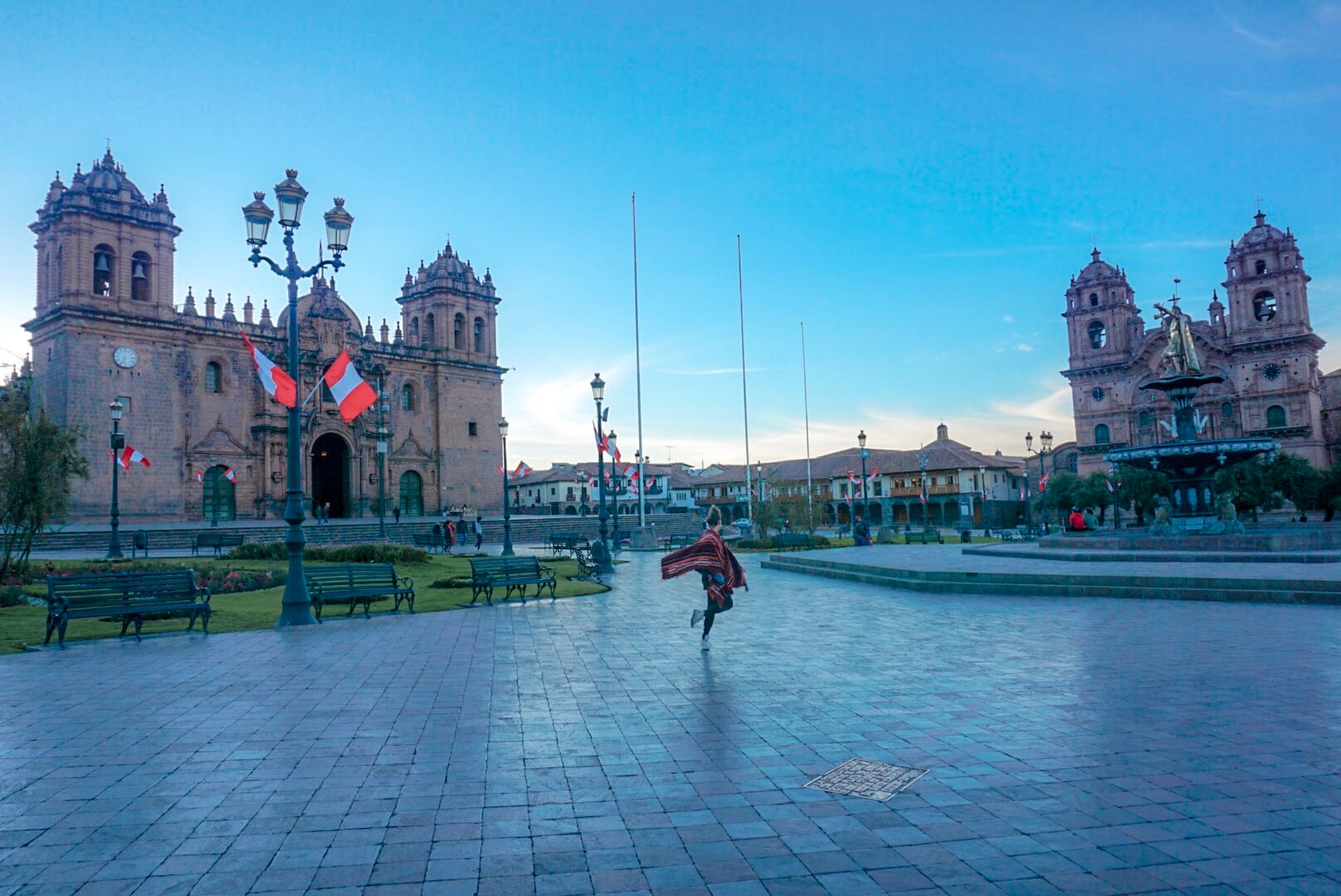 visiter cuzco pérou