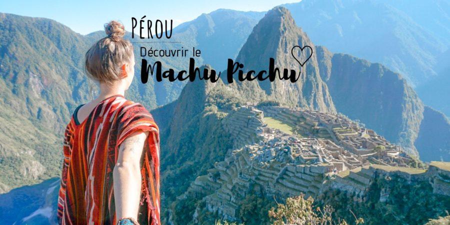 comment visiter machu picchu altitude