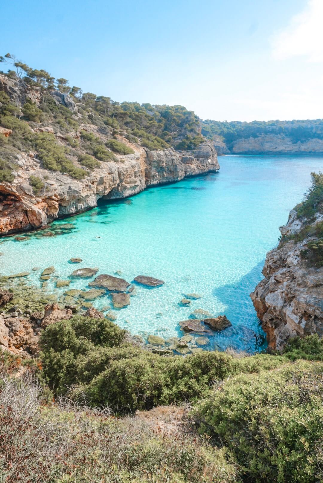 Majorque ile
