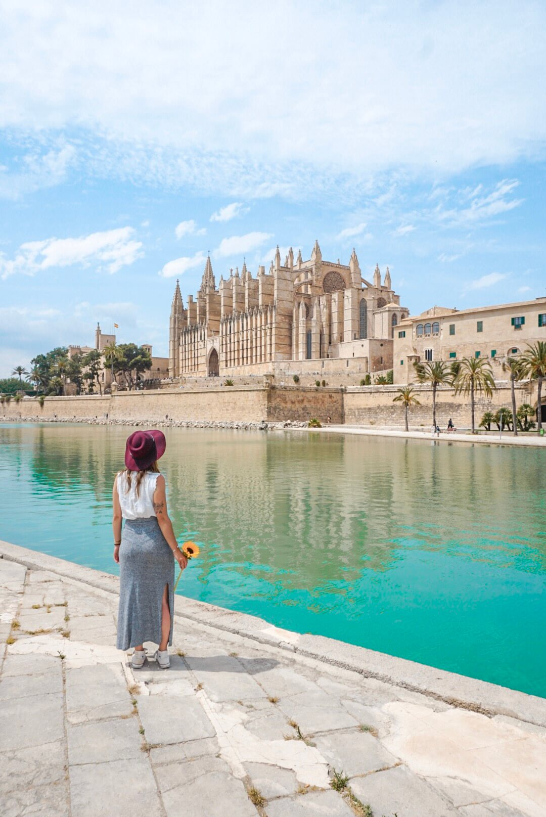 cathédrale Santa Maria de palma de majorque blog