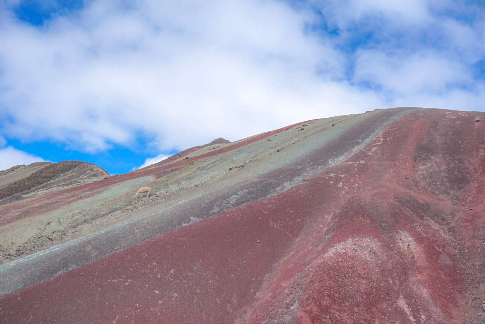 decouvrir la rainbow mountain cusco perou