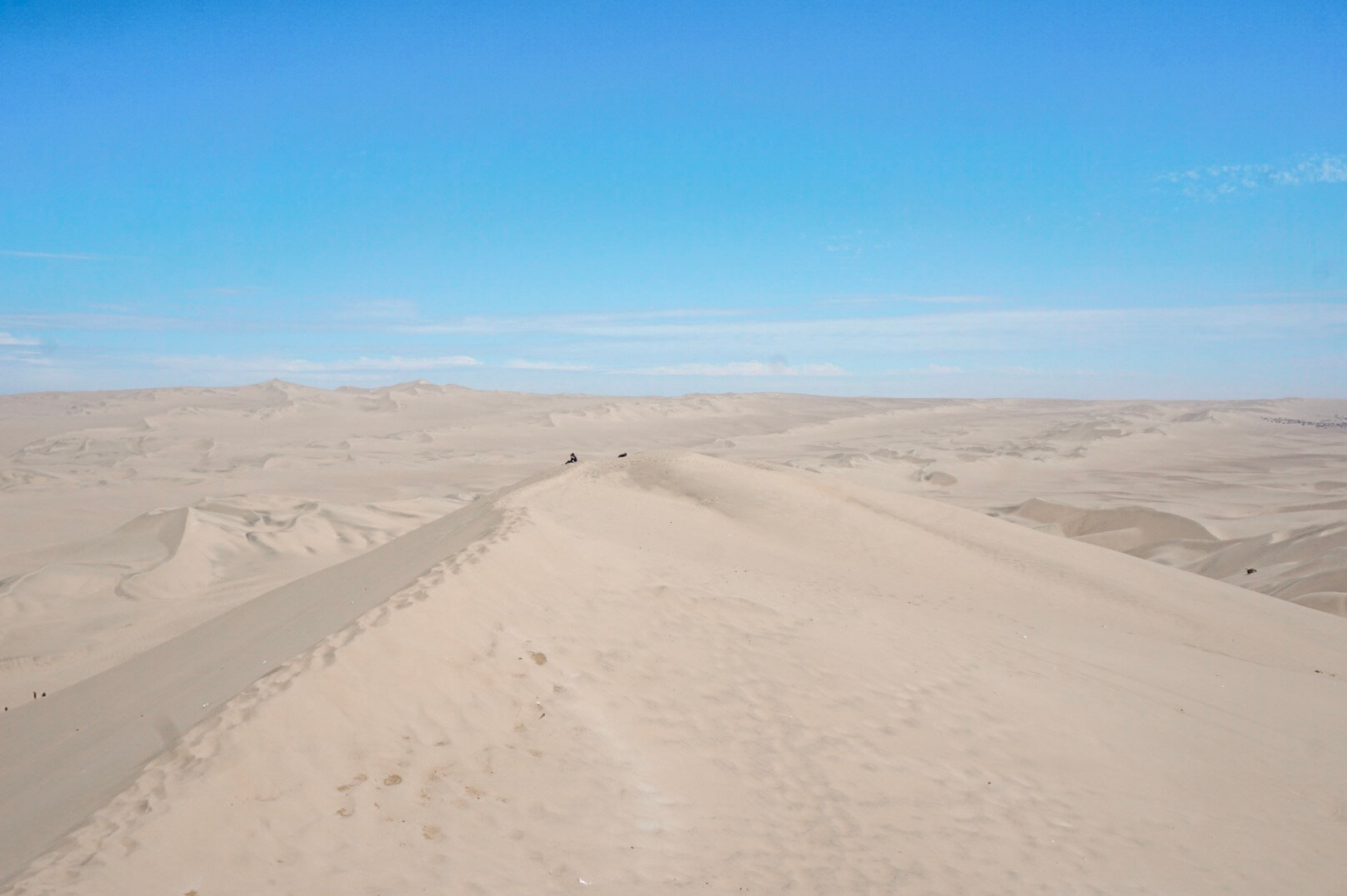 désert pérou huacachina