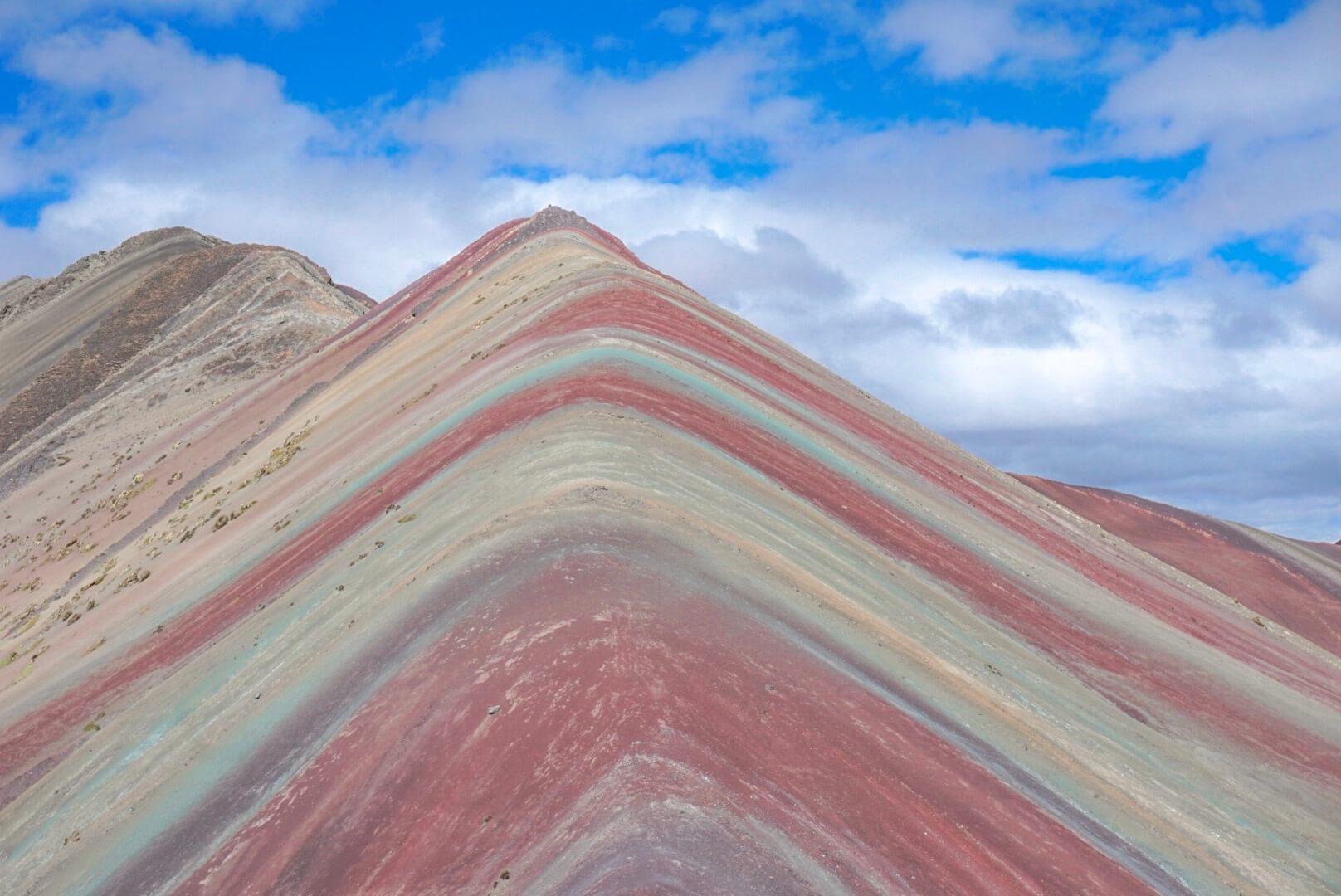 excursion journée rainbow mountain