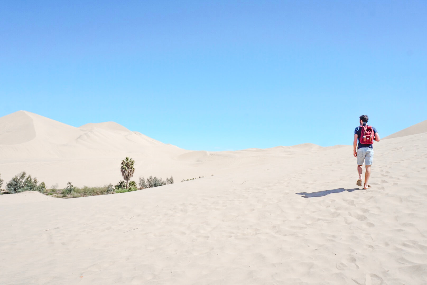 visiter pérou huacachina