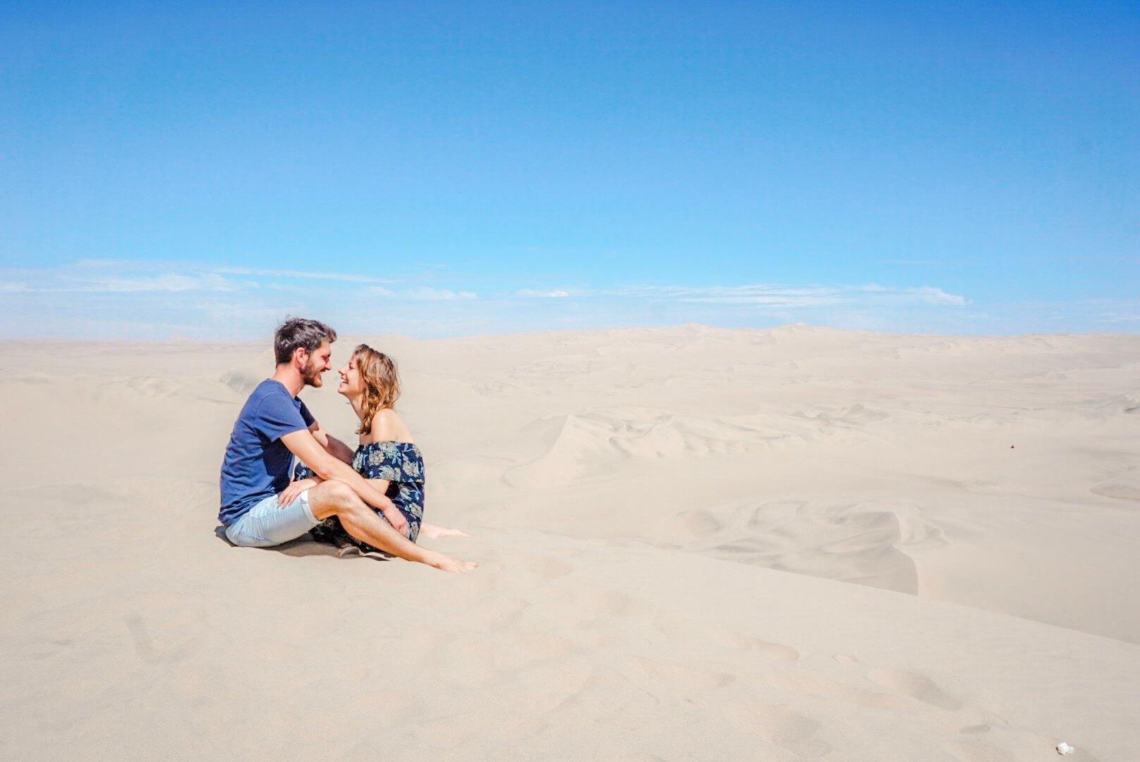 visiter désert péruvien depuis huacachina