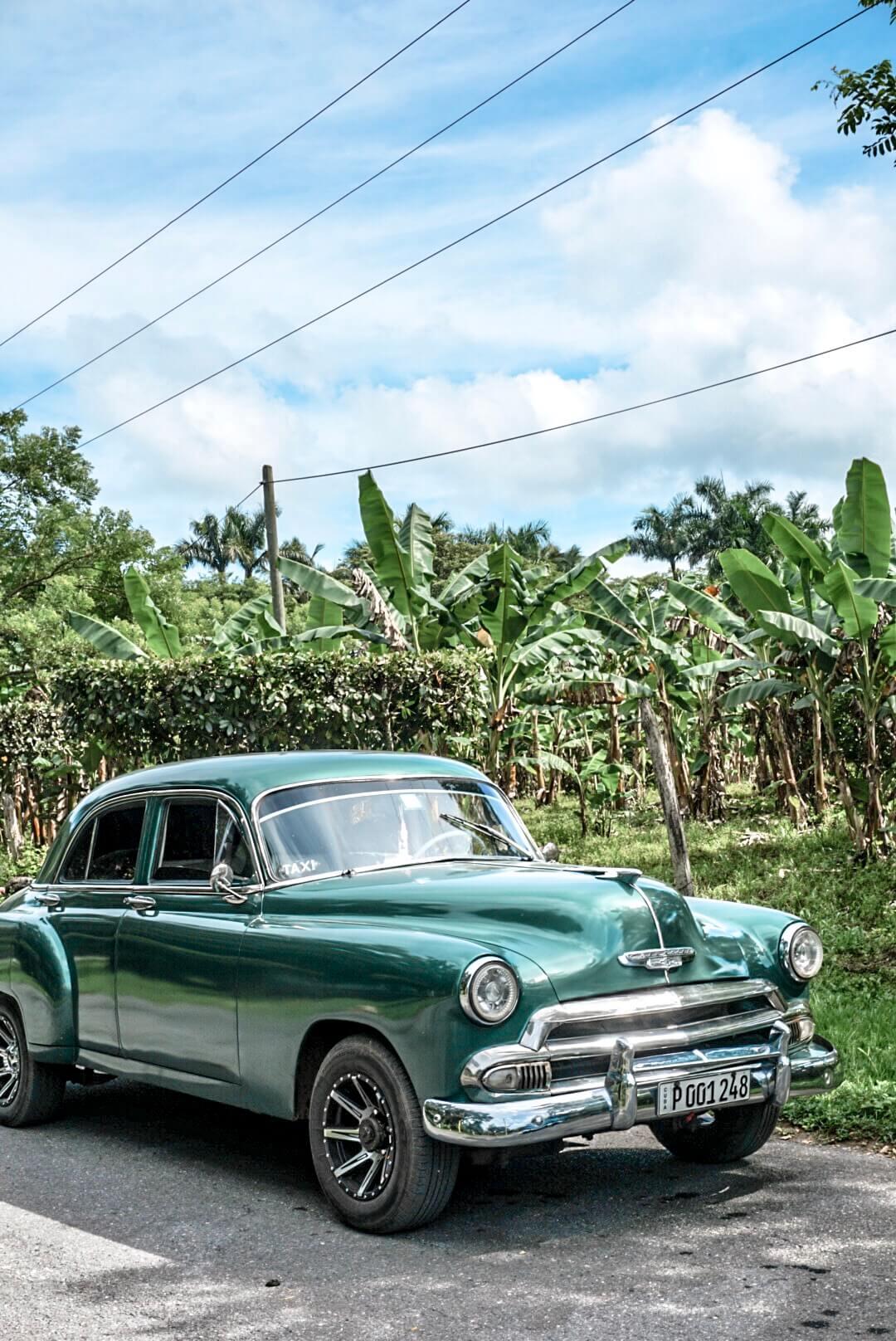 les papiers pour visiter cuba
