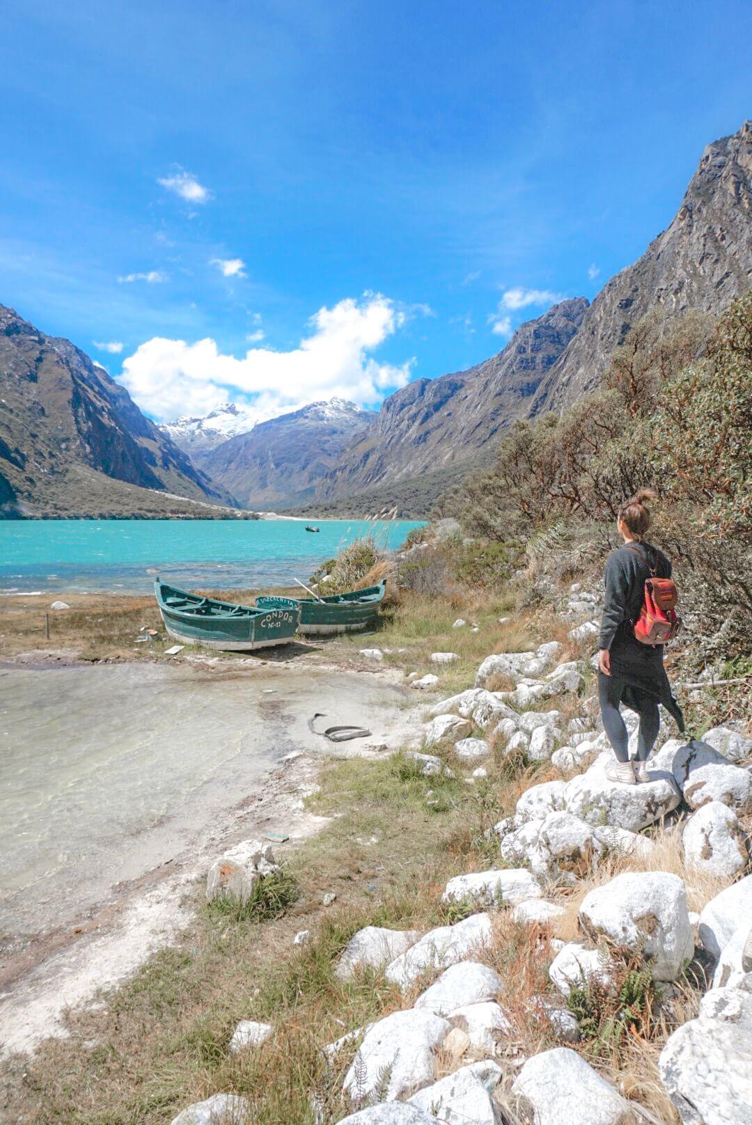 choisir excursion huaraz laguna llanganuco