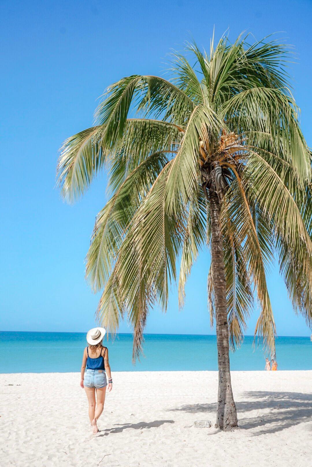 aller à playa ancon trinidad cuba