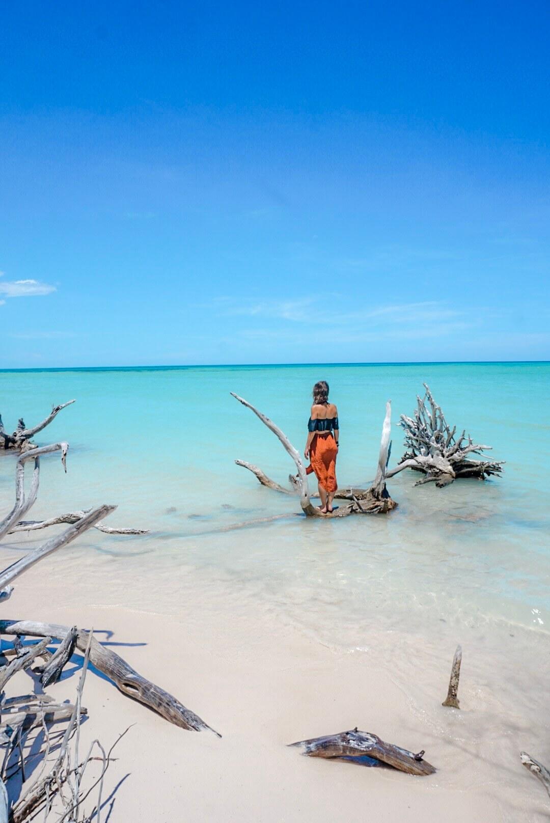 plus belle plage de cuba nord est