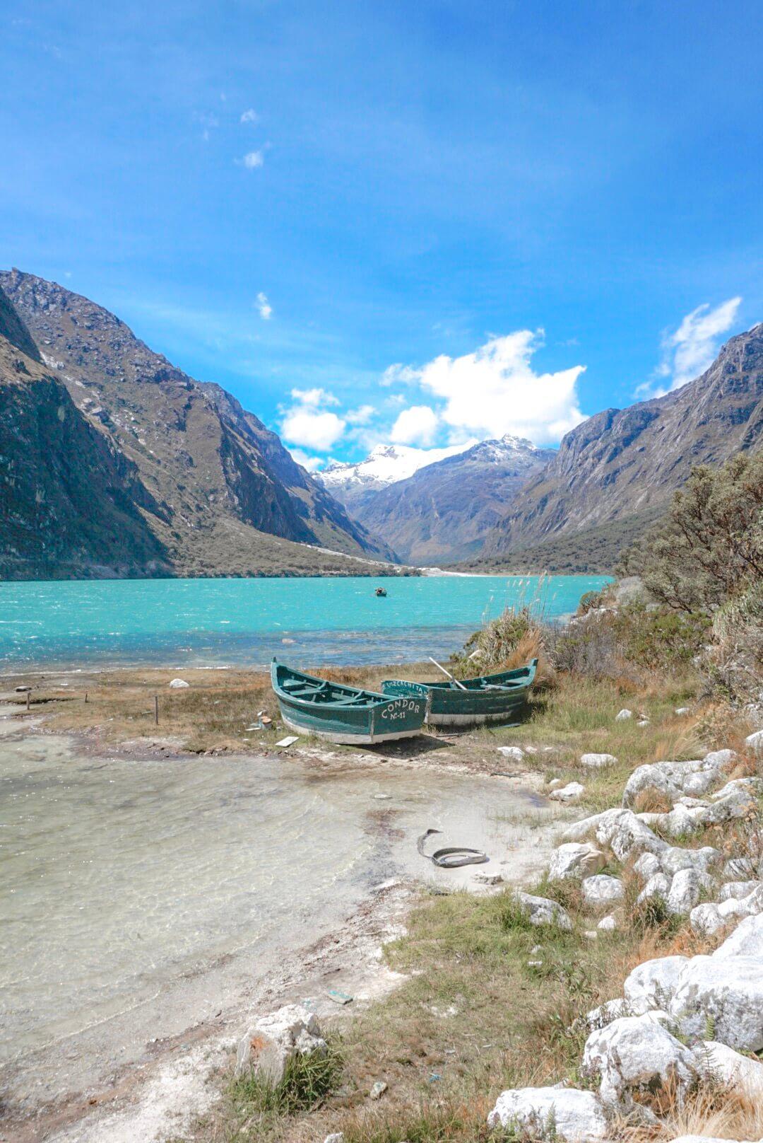 visiter laguna llanganuco huaraz perou voyage