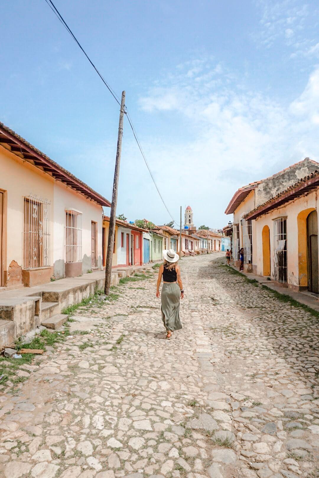 que voir à trinidad cuba