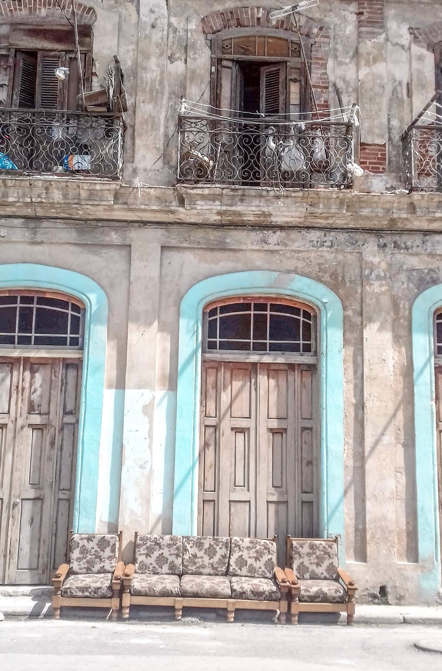 rues vieile ville cuba