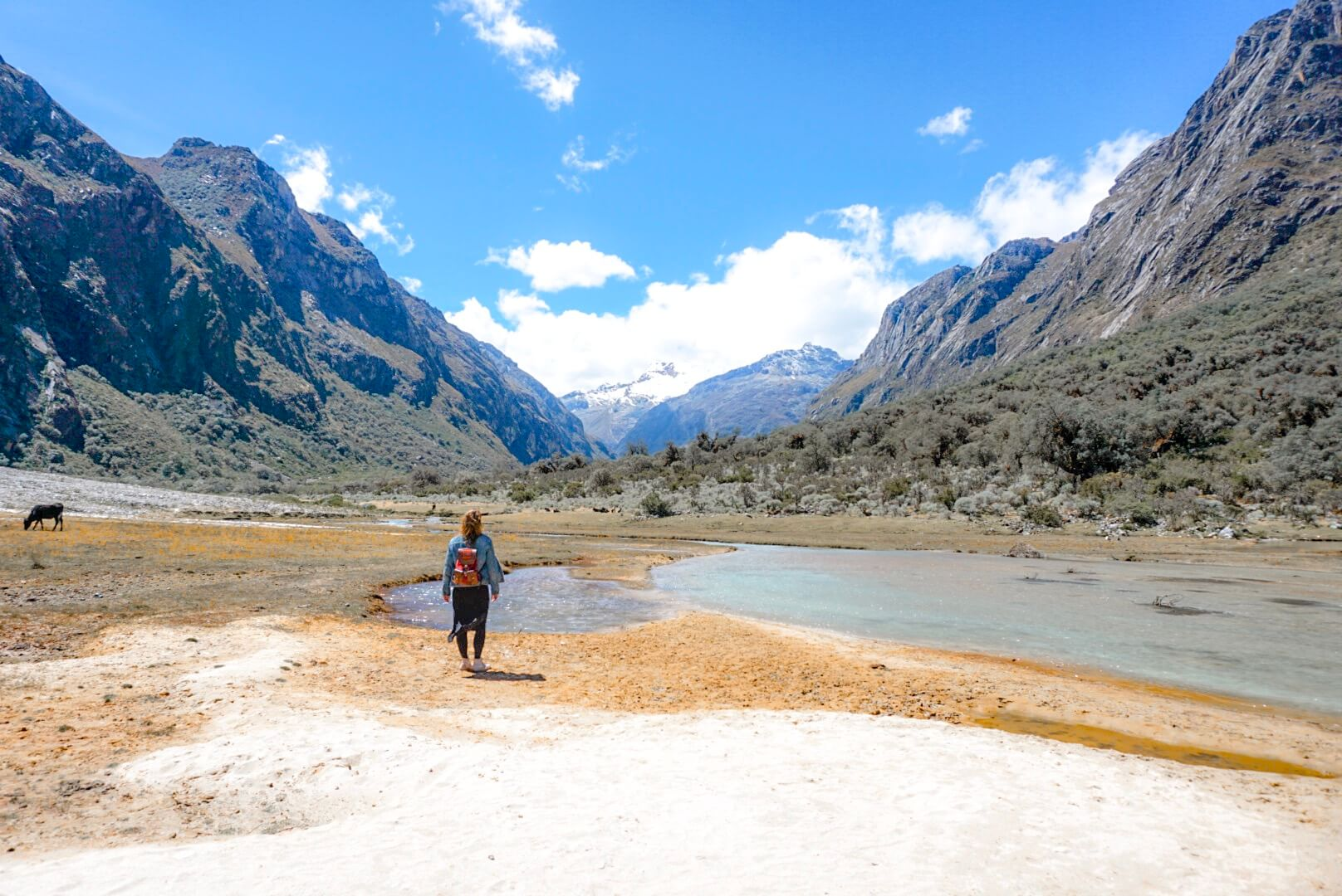 visiter laguna llanganuco huaraz