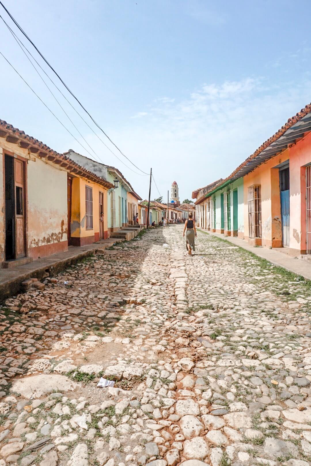 ville à visiter à cuba trinidad