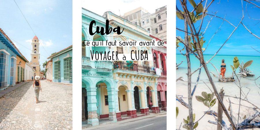 information pratique pour visiter cuba
