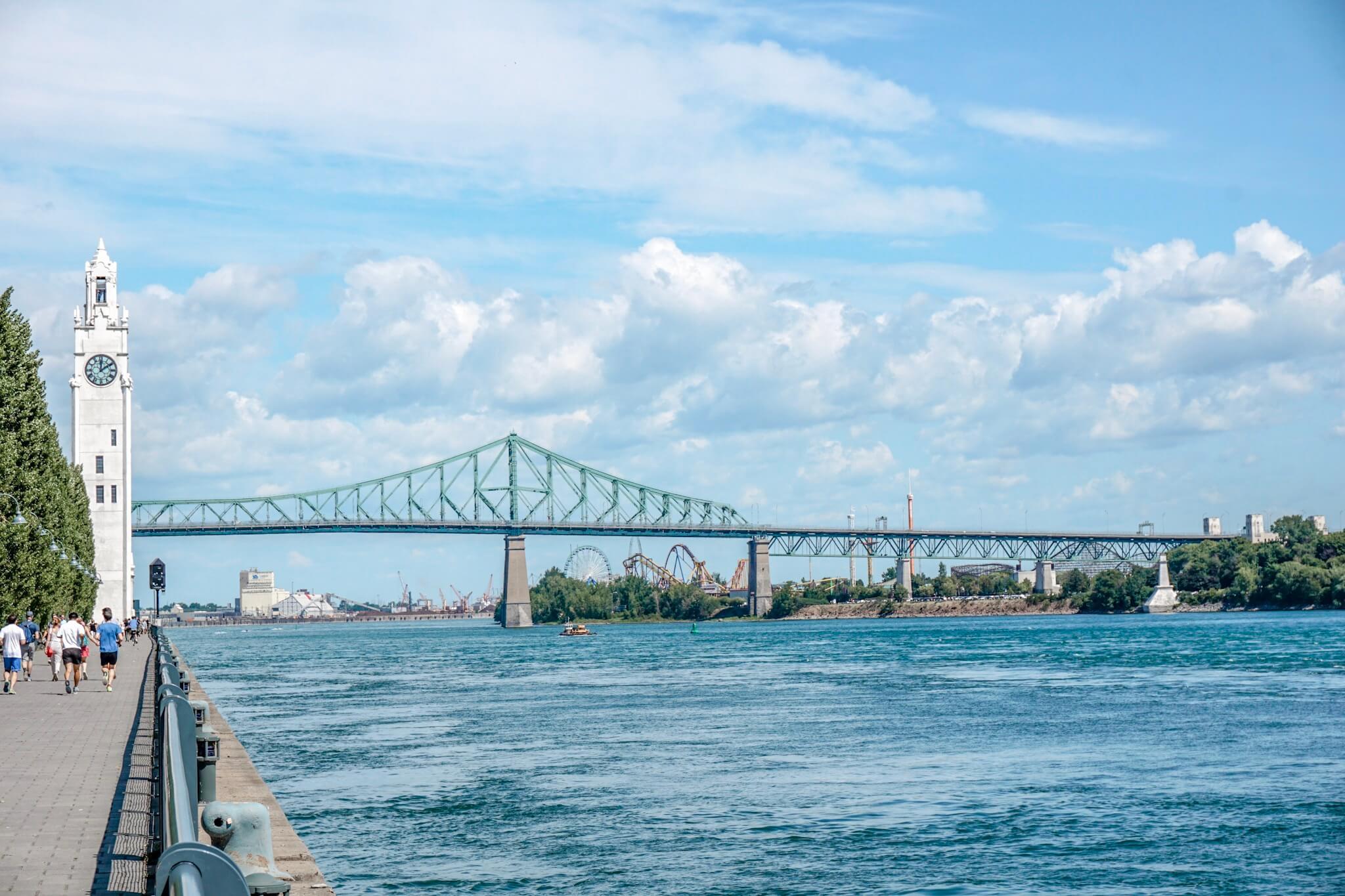 visiter port de montreal