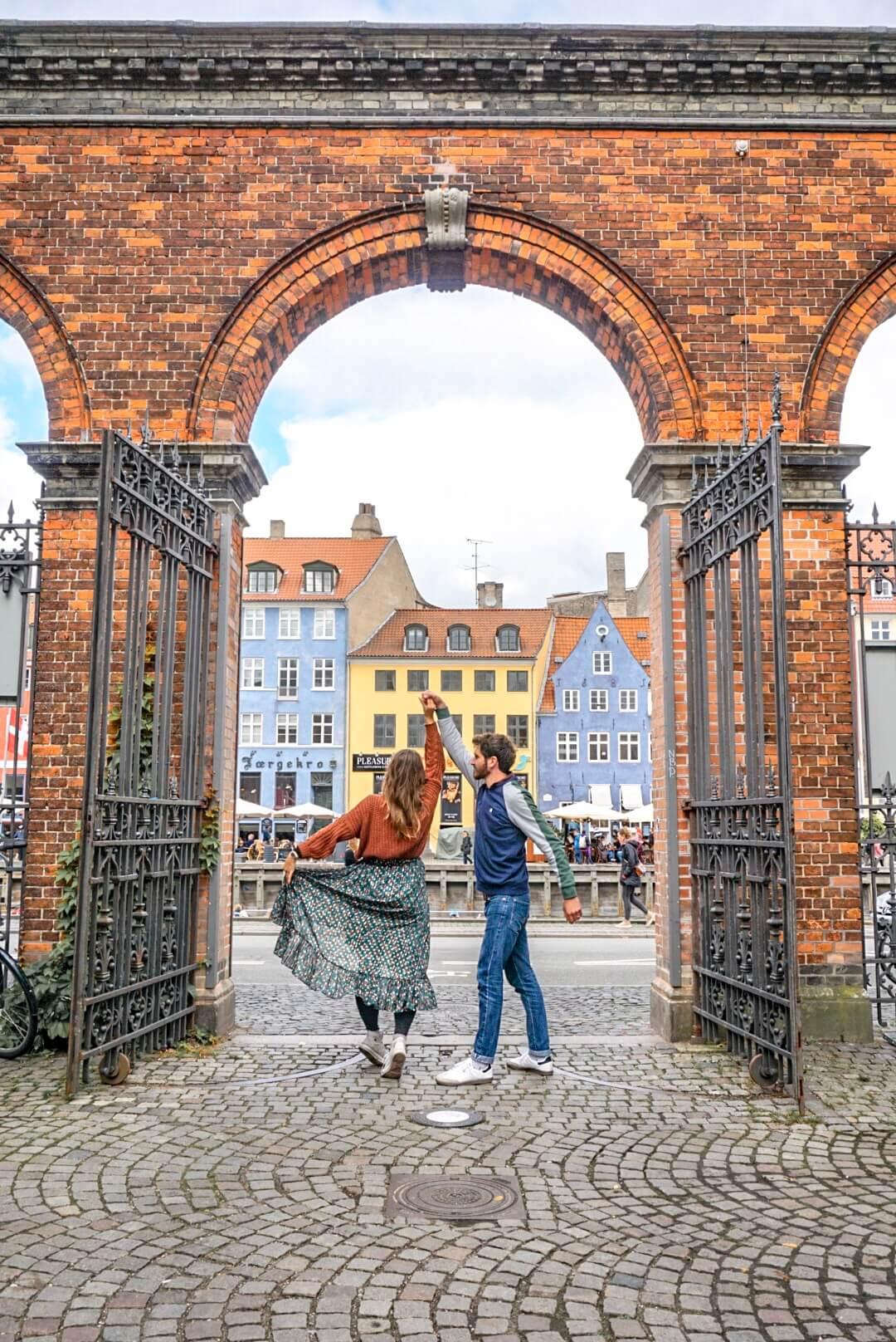 visiter quartier vieux port nyhavn copenhague