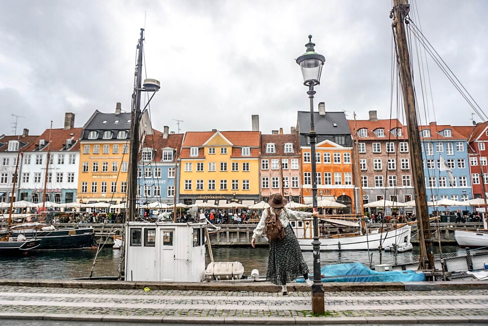 découvrir copenhague weekend blog voyage nyhavn