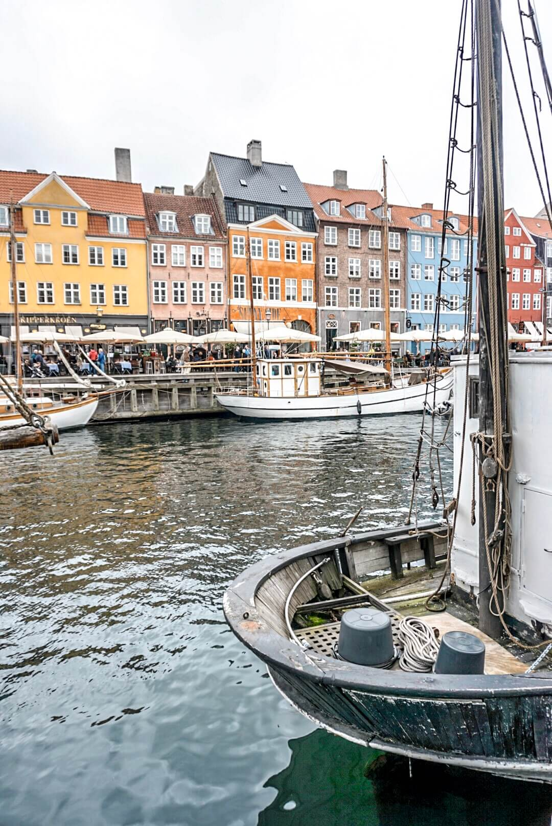 vieux port nyhavn week end copenhague blog