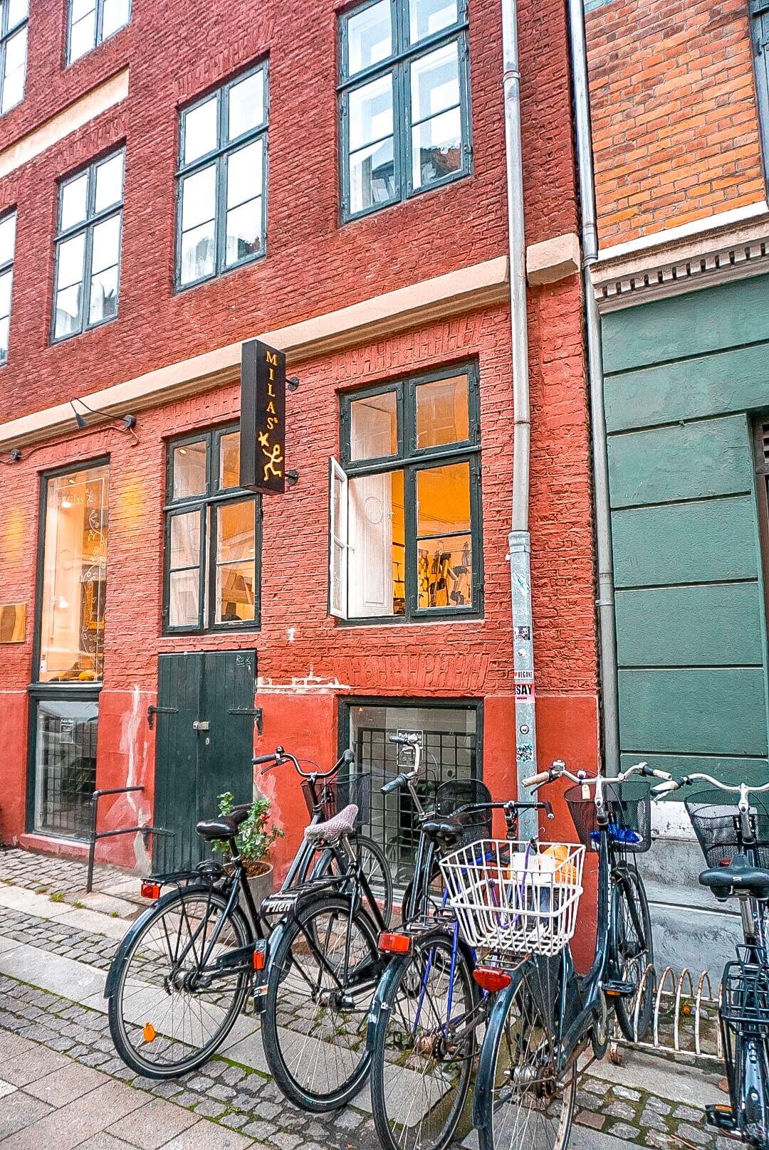 les quartiers à découvrir copenhague rues colorées