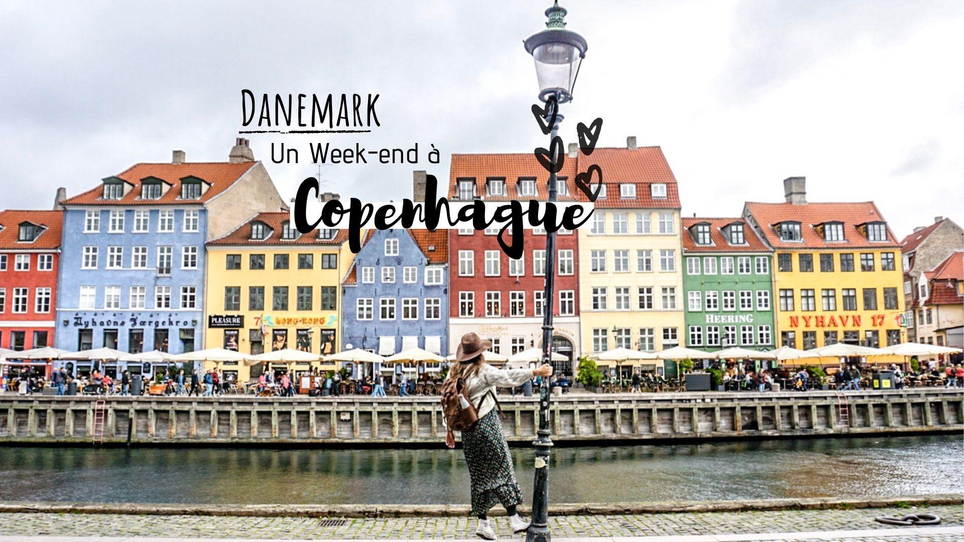 Copenhague voyage