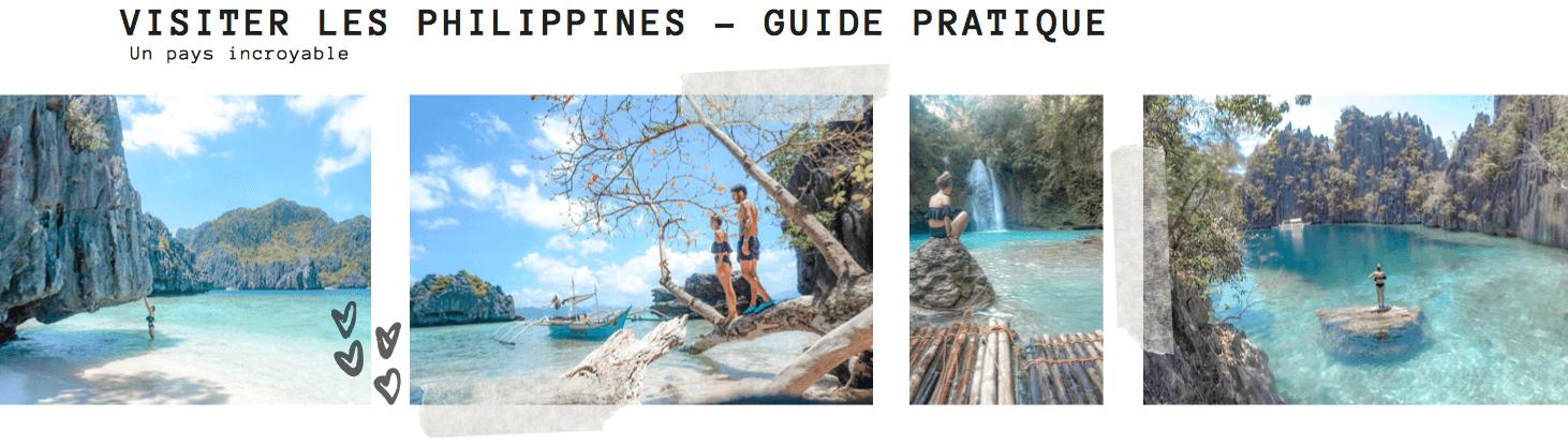 guide pratique visiter philippines météo itinéraire