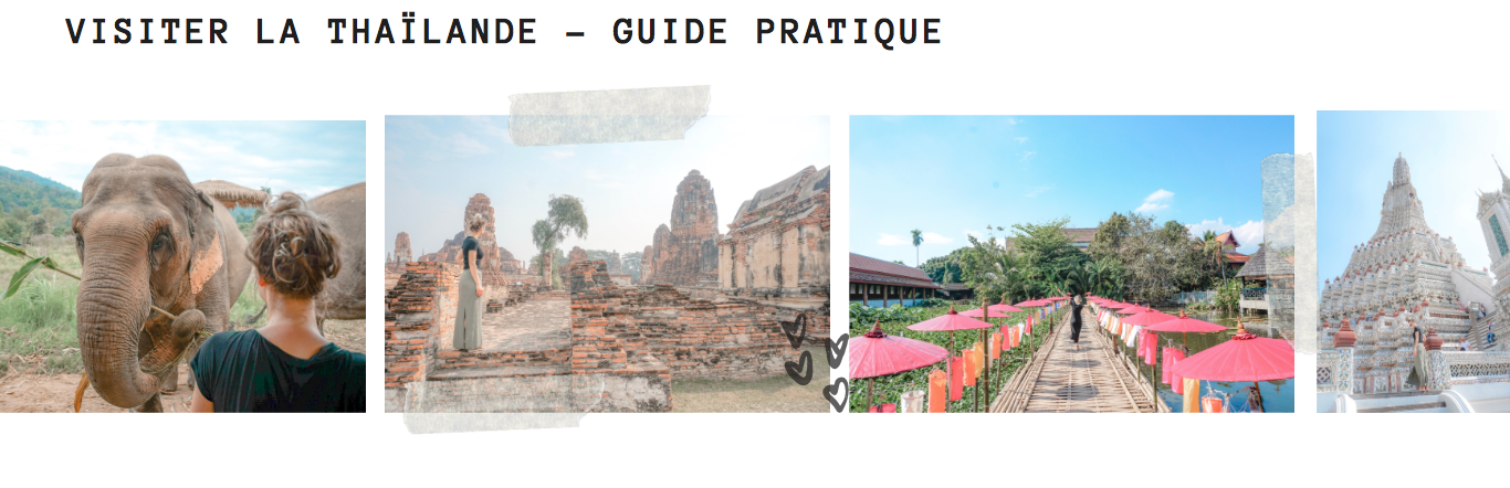 informations visiter la thailande guide pratique
